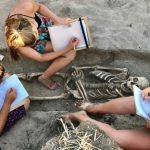 В Запорожье обнаружили древнее захоронение, которому более 600 лет
