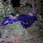 Под Кривым Рогом пьяный водитель устроил ДТП: пострадали дети
