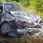 В ДТП под Днепром пострадали 5 человек