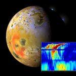 В сети опубликовали аудиозапись странных радиоволн со спутника Юпитера Ио