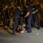 Нападению Муниципальной варты города подверглись журналисты телеканалов ОТВ и D1, заявляют медиа