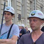 Львівські шахтарі погрожують походом до Києва через заборгованість по зарплаті