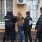 Запорожский военный прокурор пошел под суд