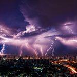 Україну перетинає атмосферний фронт, який несе похолодання – синоптики