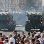 Поліція повідомила про спробу самопідпалу і акт вандалізму в центрі Києва