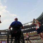 Анастасия Москаленко из Днепра завоевала «серебро» в метании булавы на Паралимпиаде-2020