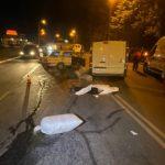 Фоторепортаж: в Кривом Роге произошло смертельное ДТП