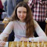 Шахматистка Елизавета Гребенщикова из Днепра стала вице-чемпионкой Открытого кубка Львова