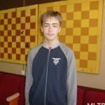 15-летний Дмитрий Христовой из Мелитополя выиграл ЧУ среди аматоров по шахматам