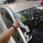 Ничего святого: в Днепре парковщики оффшорной фирмы оштрафовали ветерана АТО за правильную парковку