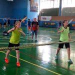 Юные бадминтонисты Днепра завоевали 18 медалей на Кубке Освобождения в Харькове