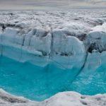 Глобальное потепление: в Гренландии пошел дождь