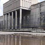В Днепре опубликовали фотографии вокзала-призрака