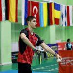 Бадминтонист Андрей Дон из Днепра выиграл Кубок Литвы
