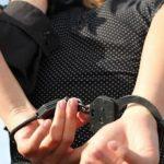 Под Запорожьем нетрезвая дама напала на полицейского