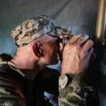 На Донбасі поранено українського військового – штаб ООС
