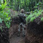 Бойовики стріляли біля Новолуганського, втрат немає – штаб ООС