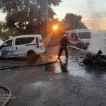 В Павлограде произошло смертельное ДТП