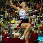 Ярослава Магучих из Днепра выиграла «Бриллиантовую лигу», прыгнув 2,02 м