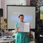 В Днепре издали книгу брайлевским шрифтом для слабовидящих детей