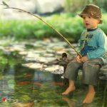 В Никополе детей зовут на рыболовный фестиваль «Золотая рыбка»