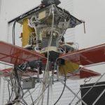 Ученые НАН Украины испытали спутник «Січ-2-30» на магнитоизмерительном стенде в Харькове