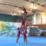 Криворожские акробаты стали призерами Кубка Украины