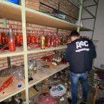 В Запорожье фискалы изъяли 100 тыс. л левого сидра