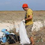 Рыбпатруль зовет на уборку побережья Азовского моря