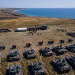 Новомосковские танкисты-«холоднояровцы» стали лучшими в районе проведения ООС