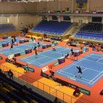 Бадминтонисты из Днепра завоевали «бронзу» на международном турнире в Харькове