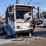 Подробности от инсайдеров: в Днепре грузовик протаранил трамвай с пассажирами