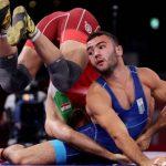 Власти Запорожья премировали борца-призера Олимпиады Насибова 1 млн. грн.
