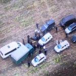 На Днепропетровщине задержали многочисленную группировку рейдеров