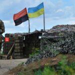 Минулої доби бойовики 8 разів порушили режим тиші, поранено військового – штаб ООС