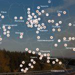 «Дороги гурманов»: Днепропетровщина на интерактивной карте крафтовых производителей