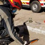 В Кривом Роге мужчина нашел на улице 1,1 кг ртути