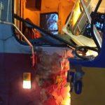В Днепре произошло столкновение двух трамваев