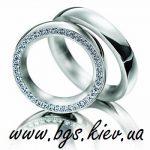 Обручальные кольца уникальное ювелирное украшение