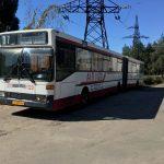 В Днепре на один из маршрутов вывели обновленные автобусы: как они выглядят и где будут ездить, — ФОТО