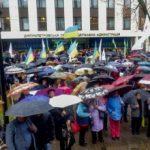 «Батьківщинівці» підтримали акцію протесту проти підвищення ціни на газ у Дніпрі