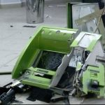 В Днепре неизвестные подорвали банкомат: за информацию о подрывниках предлагают 75 тысяч гривен