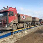 На въезде в Днепр появятся еще одни весы для грузовиков