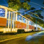 Сегодня трамваи Днепра изменят свой маршрут