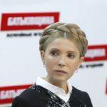 Соціологія: Юлія Тимошенко та «Батьківщина» — лідери народної підтримки
