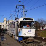 Сегодня в Днепре трамваи №11 и №15 изменят свой маршрут