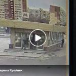 В Днепре неадекватный мужчина напал на беззащитную девочку (Видео)